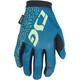 TSG Slim Rękawiczka rowerowa niebieski